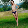 Elfie adult escort whore with body insemination at Sex Berlin erotic portal