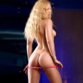 Leona thin woman is looking for him with hot stripping at sex ads Berlin