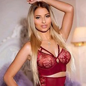 Afina - Attractive Hostesses from Mainz likes Striptease at Escort Agency