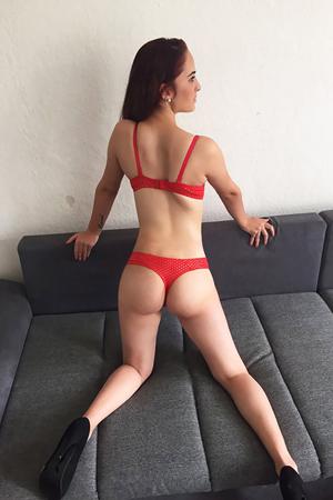 Prostituierte warten auf Sextreffen