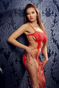 Bianka - Elegante Prostituierte in erotischen Strapsen bumsen