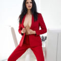 Celestine - Erotic Women from Münster ensnared with a Special Oil Massage during SexDate