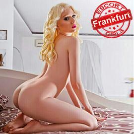 Daniela Traumfrau aus Frankfurt mit blonden sucht Sex im Erotikführer