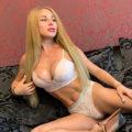 Erika - Blonde Prostituierte aus Litauen vergnügt mit Männerüberschuss bei Kontaktanzeigen