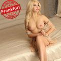 Izabella - First Class Escort Ladie in Frankfurt liebt AV Sex mit fremden Männern