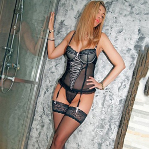 Polina - Private Models from Latvia appears on request with Straps & High Heels at the Sex Date