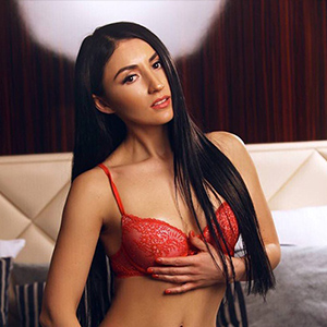 Serafina - Beguiling Leisure Whores from Berlin is dedicated to Prostate Massage when Visiting Hotels