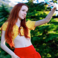 Sibilla - Lebenslustige Callgirls aus Tschechien zieht Sex im Auto bei Sexkontakte vor