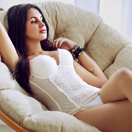 Solvita - Young Black Haired Escort Lady Works At The Escort Agency