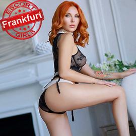 Svetlana - Sex Vermittlung in Frankfurt am Main mit Rothaarige Modellen