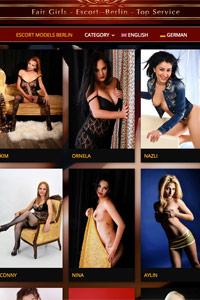 Sex Abenteuer mit geilen Escort Ladies aus Berlin und Umland